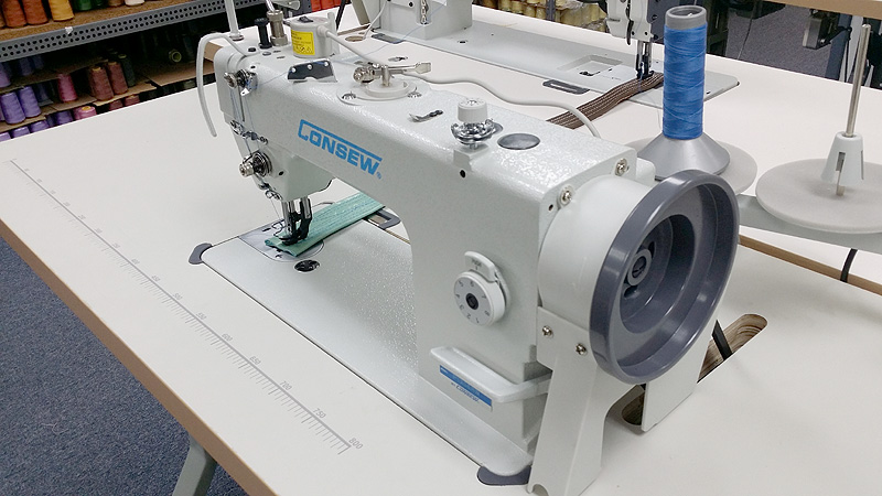 CONSEW P1206RB Walking Foot Sewing Machine