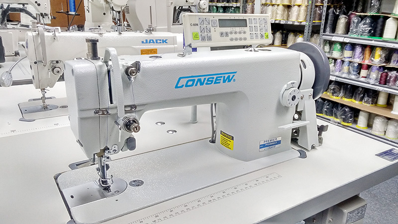 CONSEW P1206-7 Automatic Walking Foot Machine