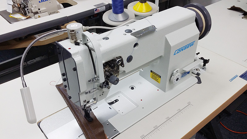 CONSEW P1255RB Walking Foot Upholstery Sewing Machine