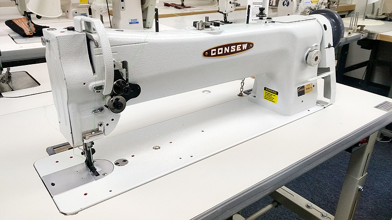 CONSEW 206RBL-18 Long Arm Sewing Machine