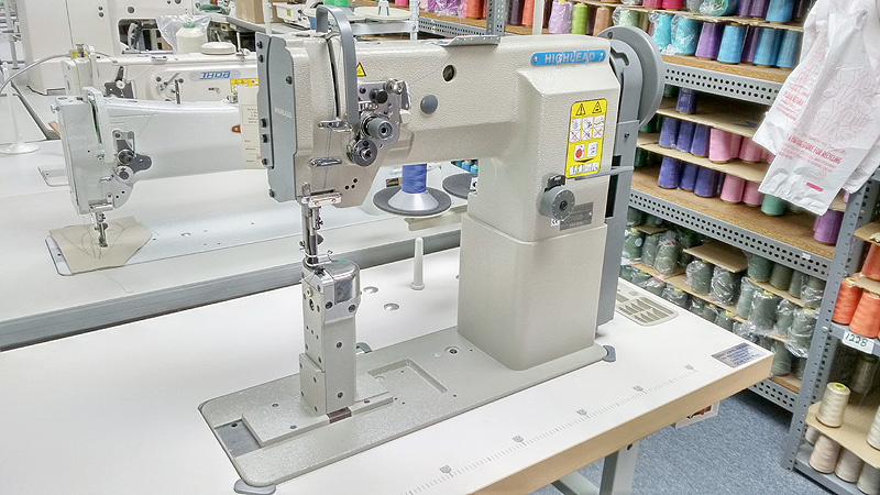HIGHLEAD GC-24608-1R Walking Foot Post Bed Sewing Machine