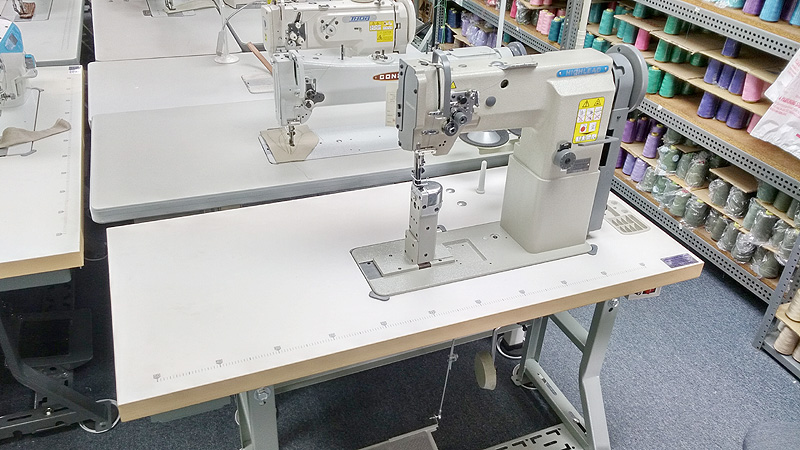 HIGHLEAD GC24608 Post Bed Walking Foot Sewing Machine