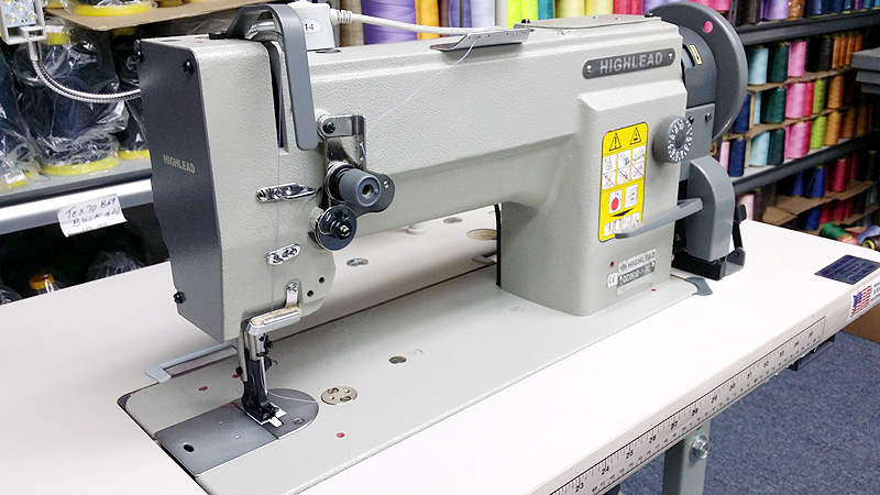 HIGHLEAD GC0618-1-SC Walking Foot Sewing Machine - Sunny Sewing