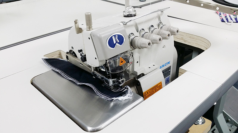 JACK JK-768 Five Thread Serger - Sunny Sewing