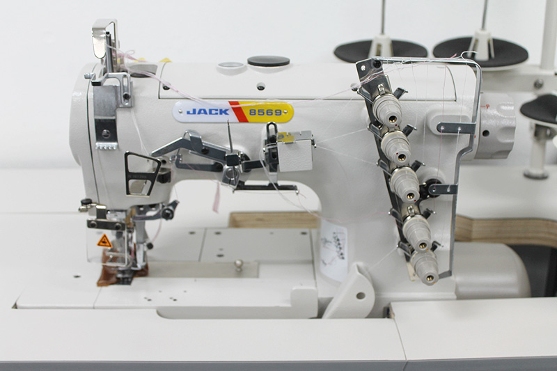 JACK JK-8569 Cover Stitch Sewing Machine