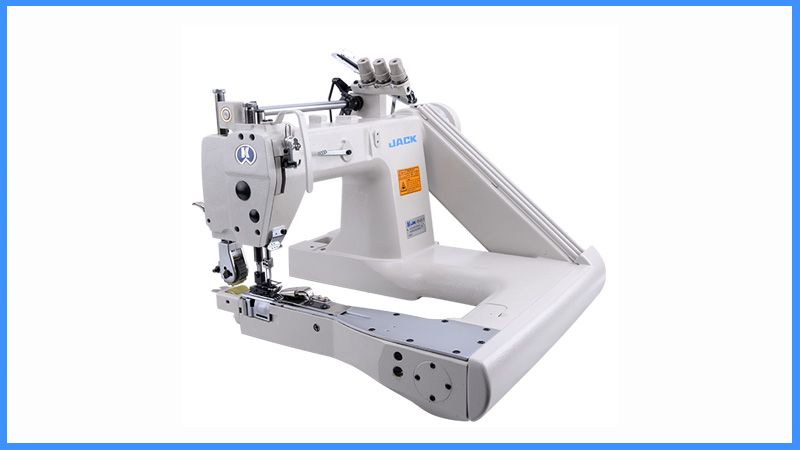 JACK JK-T9280 Feed Off The Arm Sewing Machine