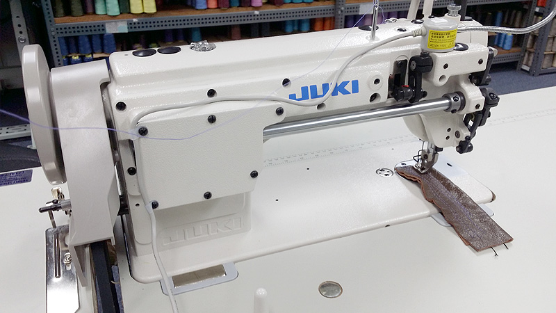 JUKI DU-1181N Leather Sewing Machine