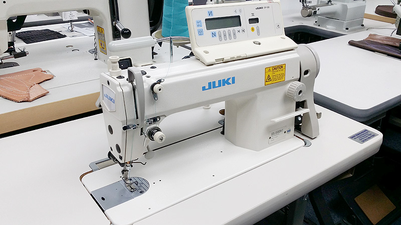 JUKI DDL-5550N-7 Automatic Single Needle Machine