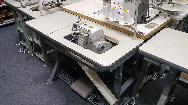 JUKI MO-6804S Three Thread Industrial Serger