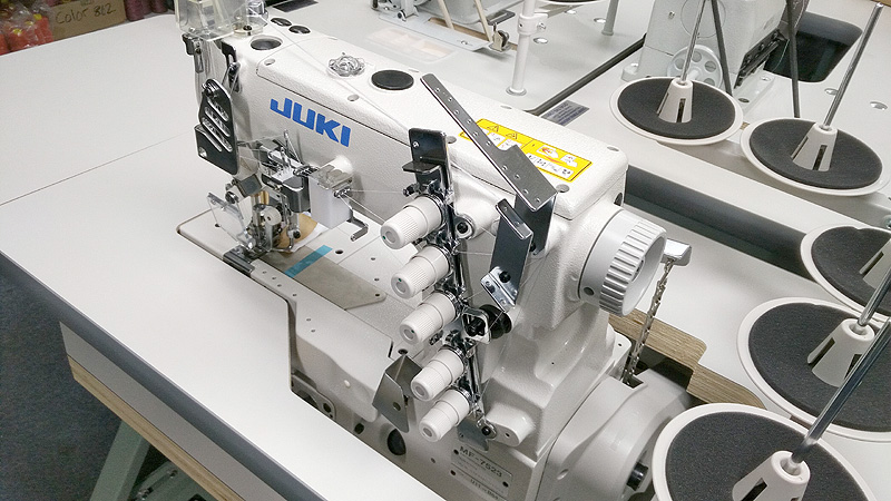JUKI MF-7523 Industrial Coverstitch Sewing Machine