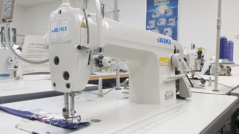 JUKI DDL-8100E Single Needle Sewing Machine