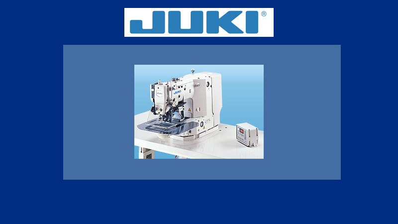 JUKI LK-1910 Electronic Shape Tacking Machine