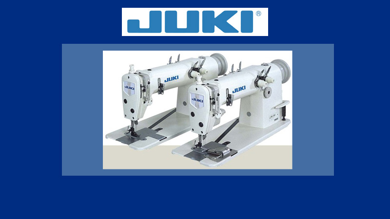 JUKI MH-380 Double Needle Chainstitch Machine
