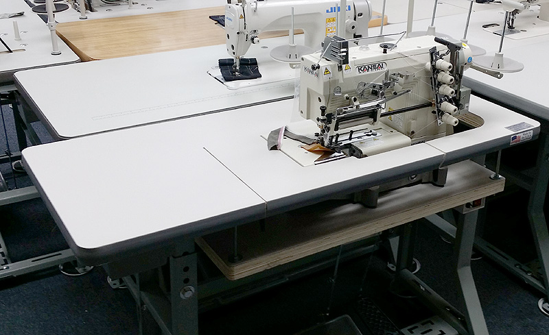 KANSAI SPECIAL WX-8803-EMK Coverstitch Machine - Sunny Sewing