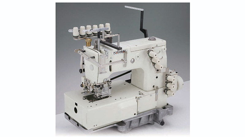 KANSAI SPECIAL DFB 1403PSM Smocking Machine