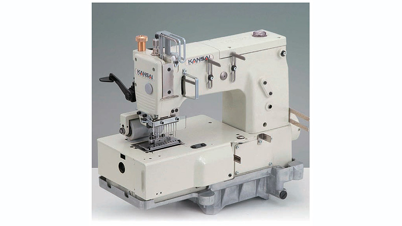 KANSAI SPECIAL DFB 1412PS Elastic Thread Shirring Machine
