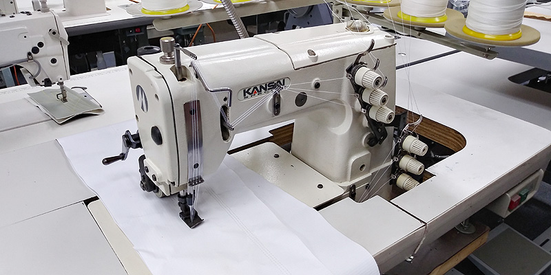 Banner Sewing Machine - Kansai Special DLR-1503-PHD