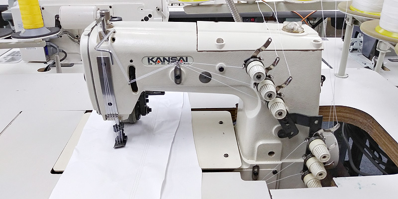 KANSAI SPECIAL DLR-1503-PHD Chainstitch Banner Sewing Machine