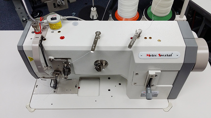 METRO SPEZIAL 1245 Leather and Upholstery Sewing Machine - Sunny Sewing