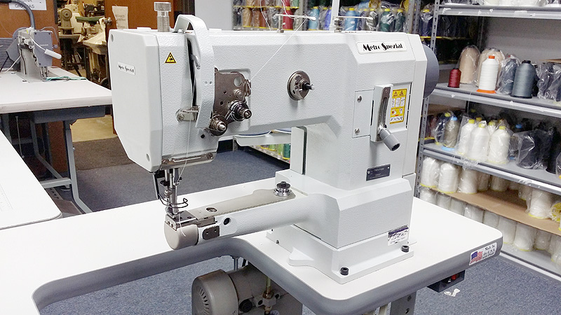 METRO SPEZIAL 335 Cylinder Arm Walking Foot Sewing Machine