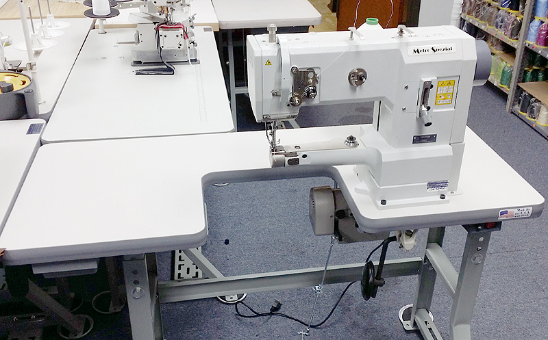 METRO SPEZIAL P335 Cylinder Arm Leather and Upholstery Sewing Machine