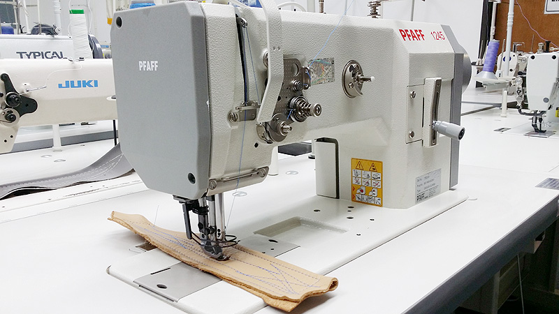 PFAFF 1245 Walking Foot Sewing Machine - Sunny Sewing