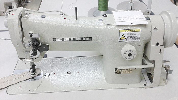 SEIKO STH-8BLD-3 Walking Foot Sewing Machine