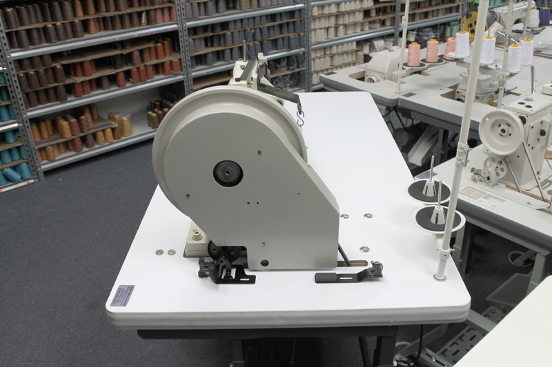 SEIKO SLH-2B-FH-1 Extra Heavy Duty Walking Foot Sewing Machine