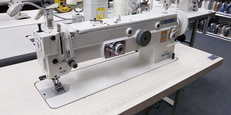 THOR GT-2153L-18 Long Arm Walking Foot ZIG ZAG Sewing Machine