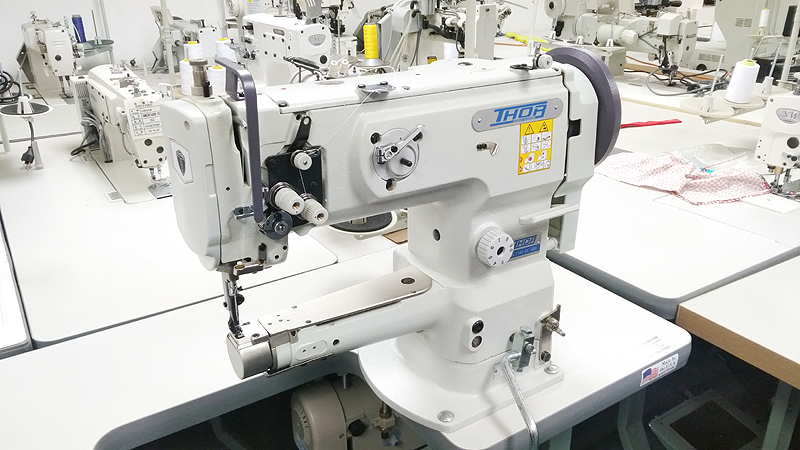 THOR GC-1341SC-BH Cylinder Arm Leather Sewing Machine