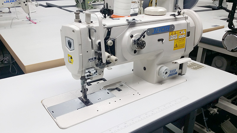 THOR GC 1508NH Walking Foot Sewing Machine for Leather and Upholstery