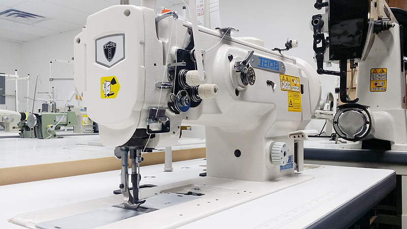 THOR GC 1508NH Leather and Upholstery Walking Foot Sewing Machine
