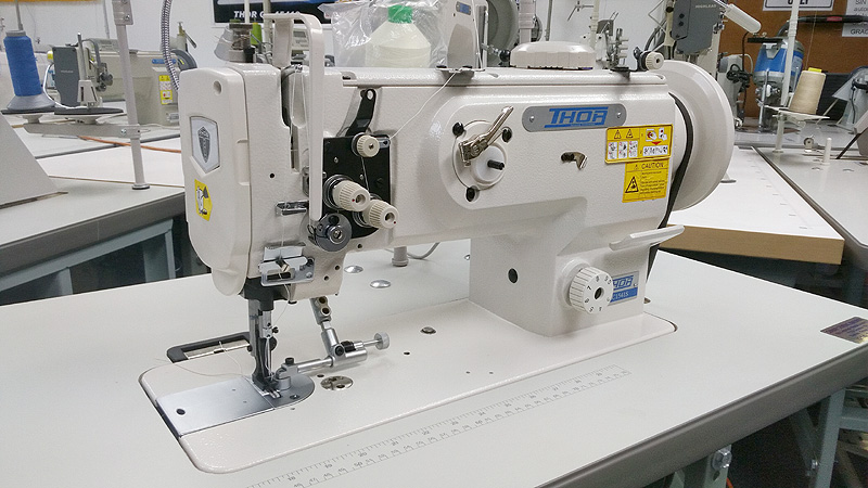 THOR GC 1541S Walking Foot Sewing Machine w Speed Reducer