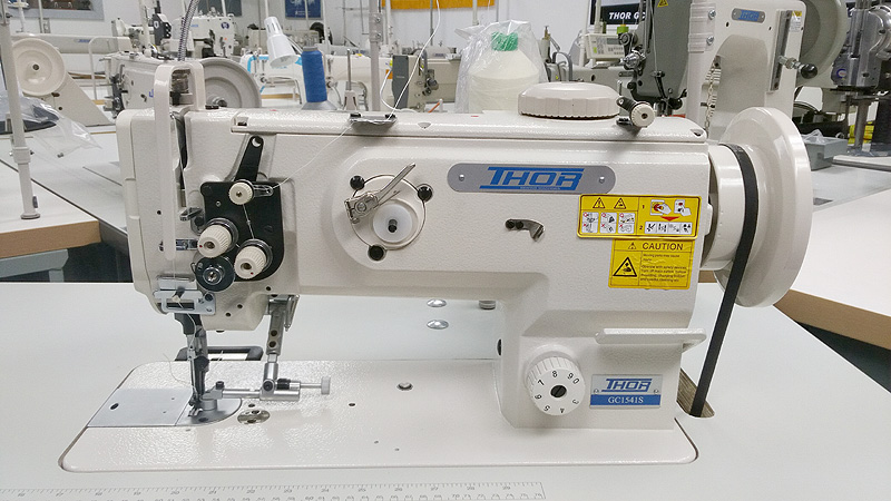 THOR GC-1541S-SRG Leather and Upholstery Sewing Machine