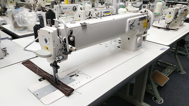 THOR GC-1560L-25H Long Arm High Arm Single Needle Walking Foot Sewing Machine