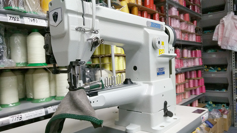 THOR GC-2605 Cylinder Arm Walking Foot Binding Machine