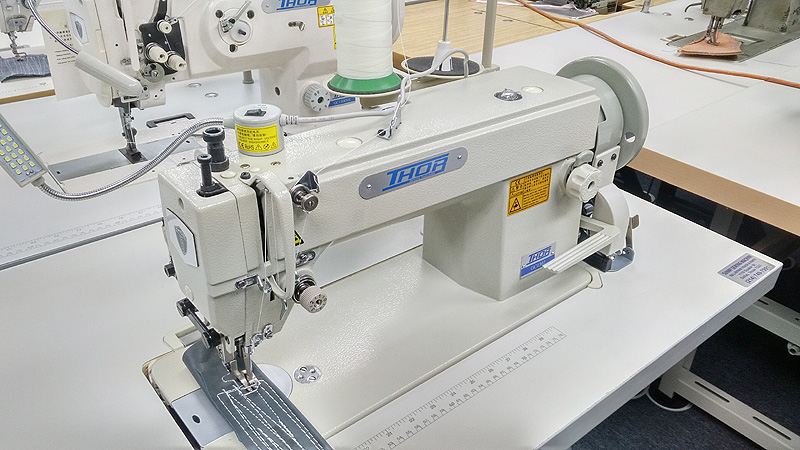 THOR GC-0302 Walking Foot Sewing Machine