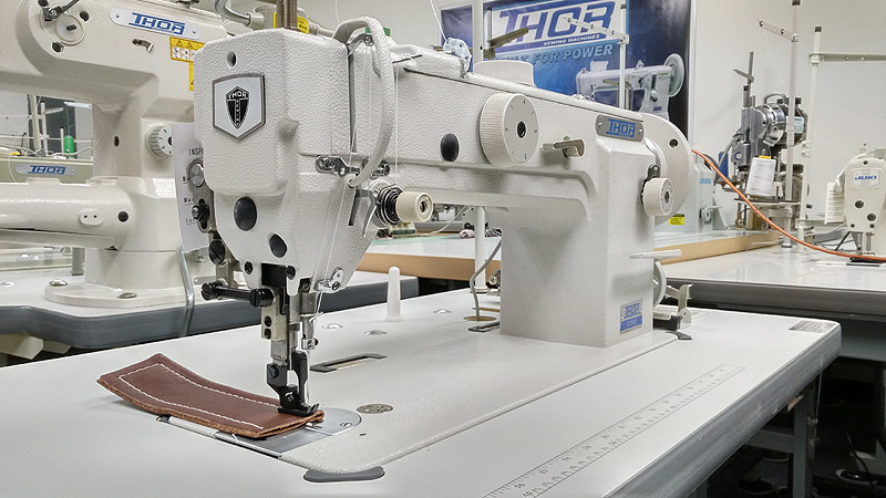 THOR GC-0322 Walking Foot Sewing Machine