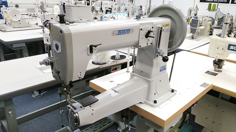 THOR GA441 Extra Heavy Class Cylinder Arm Sewing Machine