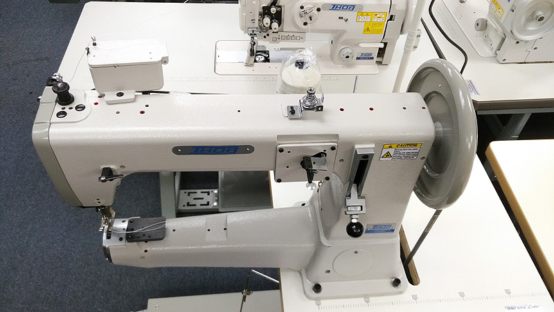 THOR GA441 Heavy Duty Cylinder Arm Leather Sewing Machine