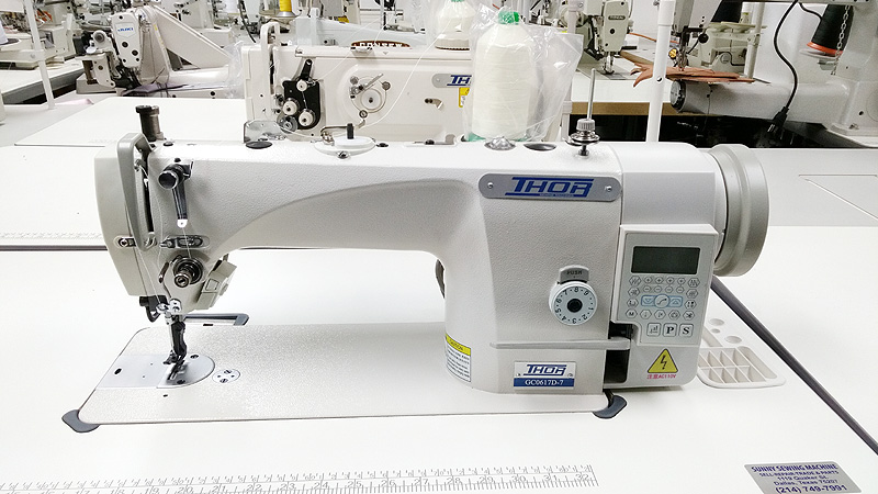 THOR GC0617D-7 Full Auto Walking Foot Sewing Machine