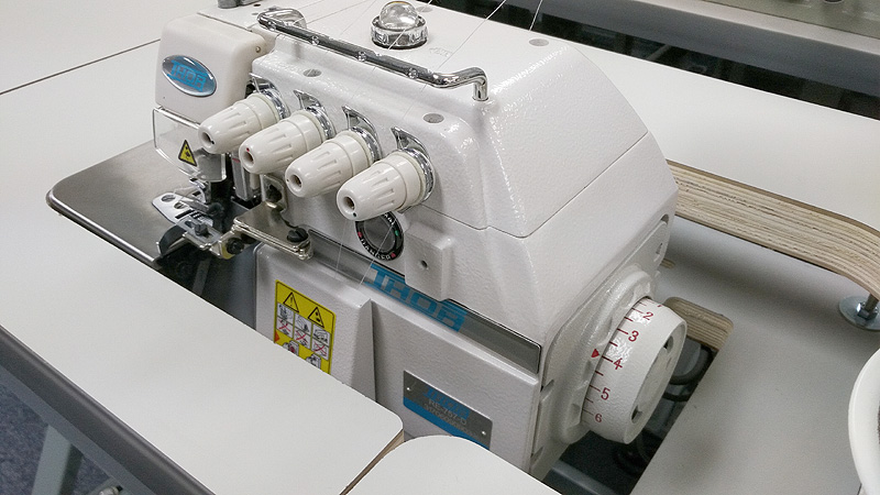 THOR RE-757-D Five Thread Industrial Serger