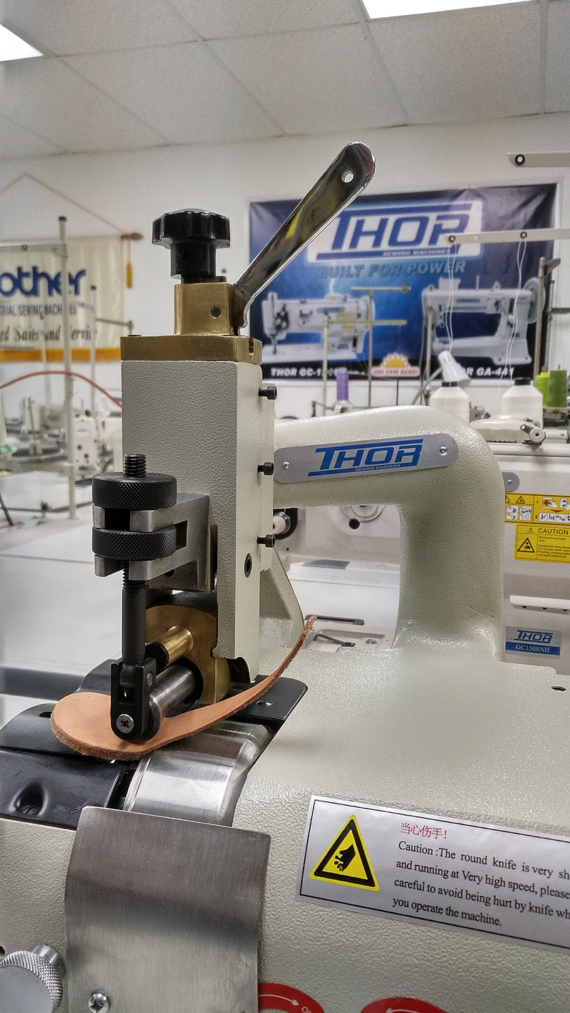 THOR 801H Skiving Machine