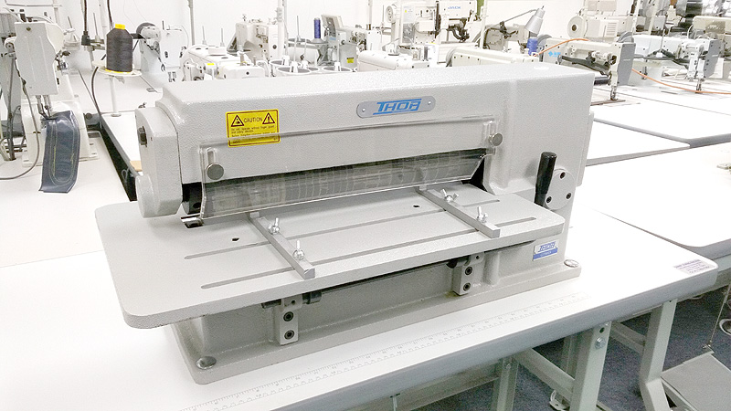 THOR GT-801S Leather Strip Cutting Machine
