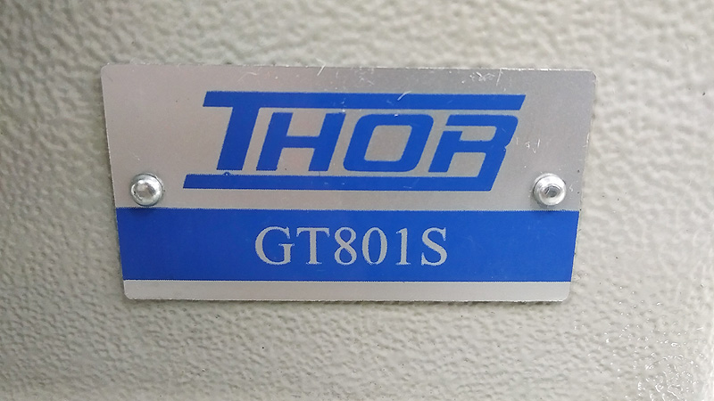 THOR 801S Strip Cutting Machine for Leather and Fringe