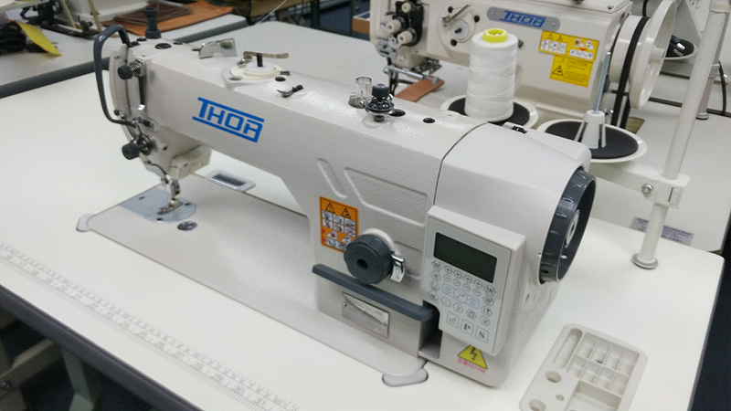 THOR RE-9980B-D3 Automatic Apparel Sewing Machine