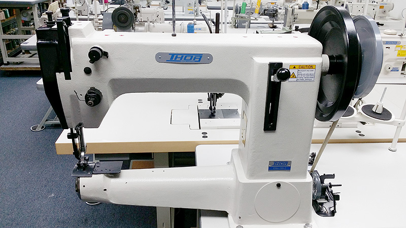 THOR GB6-180-2 Cylinder Arm Walking Foot Sewing Machine