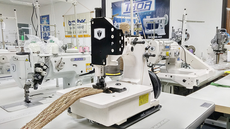 THOR GN20-2C Carpet Serger