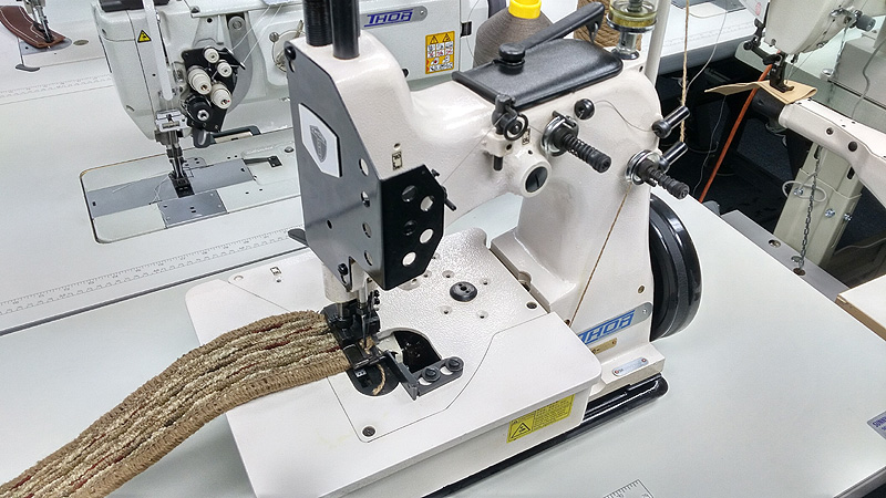 THOR GN20-2C Industrial Carpet Serger