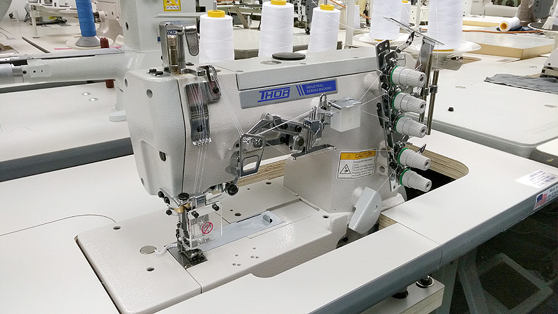THOR GT-T500 Industrial Coverstitch Sewing Machine